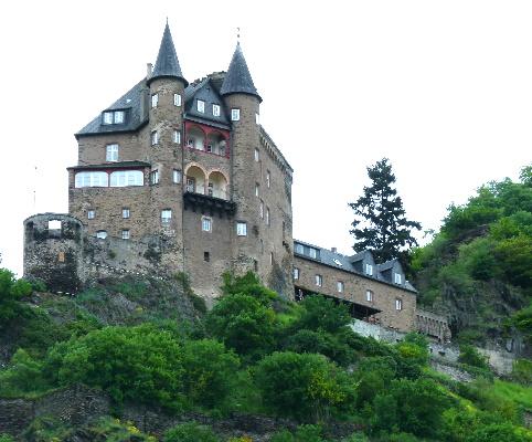 Hotel Rheinfels St Goar